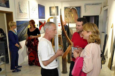 Künstler Bodensee - Atelier Konstanz: Treffpunkt für Kunstkenner