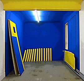 Moderne Foto-Kunst - Aufzug