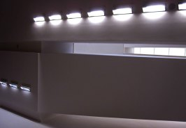 Moderne Foto-Kunst - Innenraum