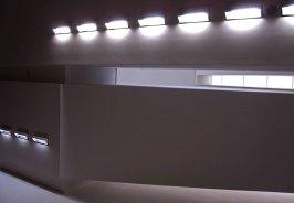 Fotokunst Konstanz: Innenraum, Untergeschoss eines Industriebaus